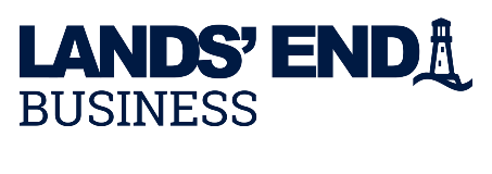 Lands End Business Outfitters Logo